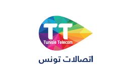 Tunisie Télécom Nous fait confiance
