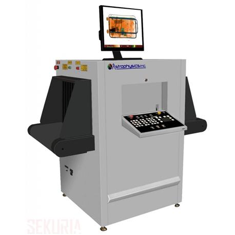 XIS-5335S Inspection de courrier et de petits colis