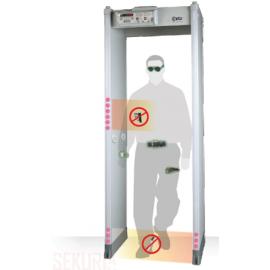 HI-PE Portique de détection de métaux