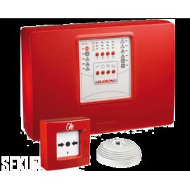 Centrale anti incendie 20 Zones C420