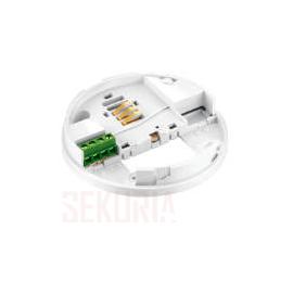 SD500R : Socle standard avec répéteur d'alarme pour la série 500 des détecteurs adressables