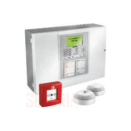 Système anti incendie Adressable et modulaire