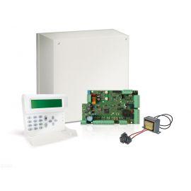 Pack Alarme AMC Sans fil 522 : Centrale X412 + clavier LCD light+ Filaire