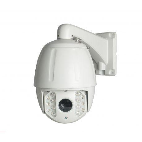 Camera IP PTZ 36X Optical Zoom 2 Megapixel 4.6mm-165mm IR : 120 metres POE