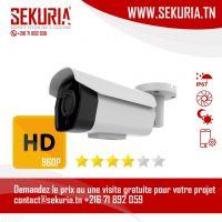 caméra de surveillance HDTVI 1.3 MP TUBE