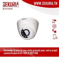 caméra de surveillance Dahua 1 Megapixel 720P HDCVI IR 20 Dome