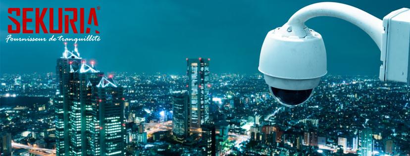 Cameras de surveillance IP